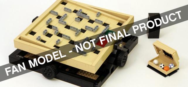 LEGO Ideas Labyrinth Marble Maze