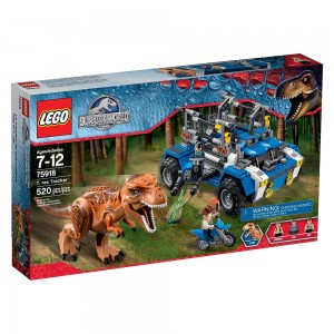 LEGO Jurassic World T-Rex Tracker (75918)