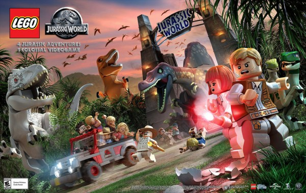 LEGO-Jurassic-World-Video-Game