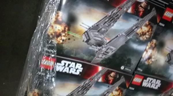 LEGO 75104 Star Wars