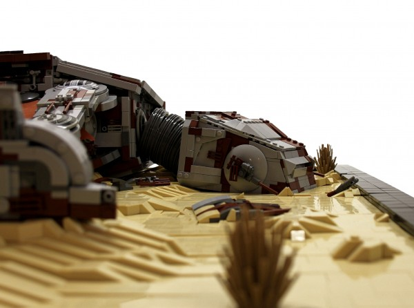 LEGO Star Wars VII Apoca AT-AT 3