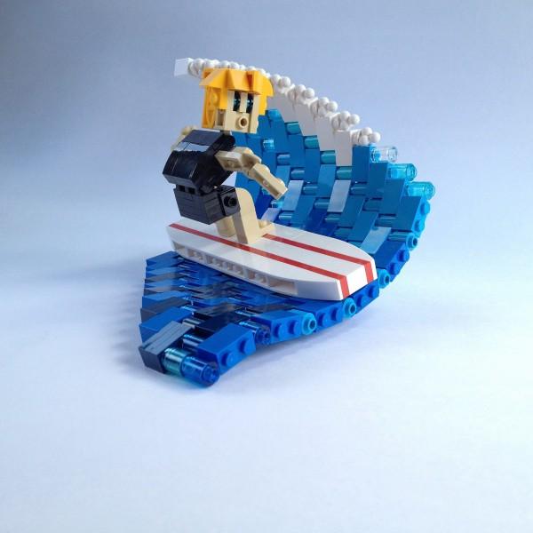 LEGO Surf 1