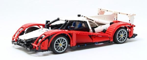 LEGO Technic prototype Le Mans 1