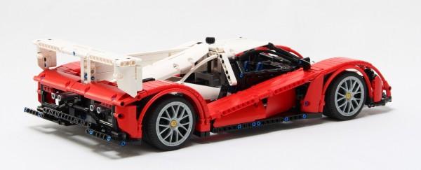 LEGO Technic prototype Le Mans 2