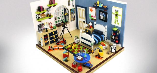 LEGO chambre