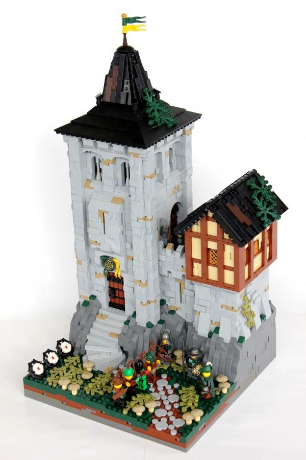 LEGO chateau 2