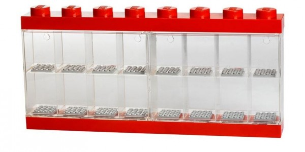 LEGO vitrine stand minifigs 2