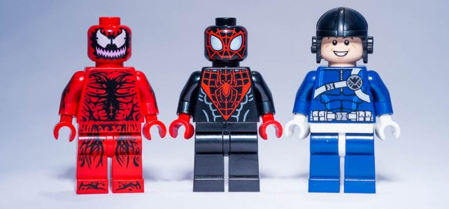 REVIEW LEGO 76036 – Marvel SH – Carnage's SHIELD Sky Attack