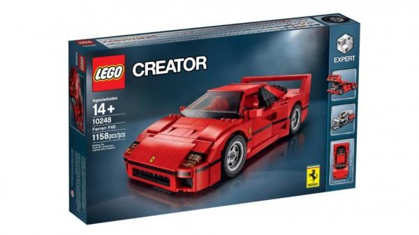 10248 Ferrari F40 box