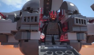 75096 Sith Infiltrator video 2