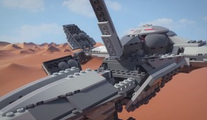 75096 Sith Infiltrator video 6