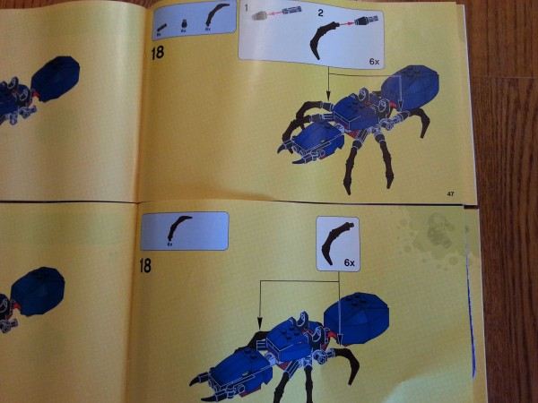 76039 LEGO Marvel Ant-Man Final Battle instructions
