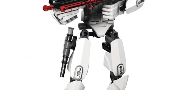 First Order Stormtrooper Battle Figure