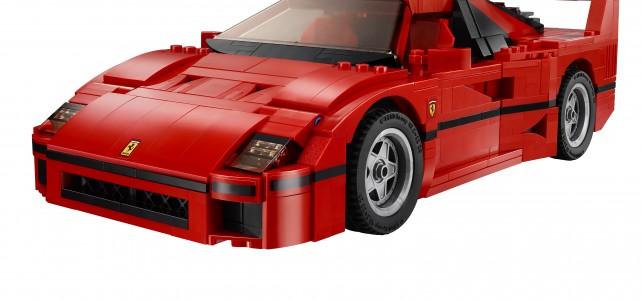 LEGO Creator Expert 10248 Ferrari F40 01