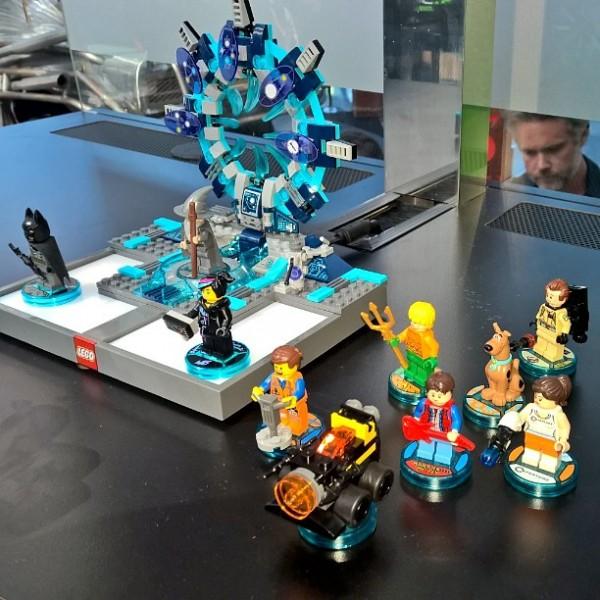 LEGO Dimensions Ghostbusters Peter Venkman