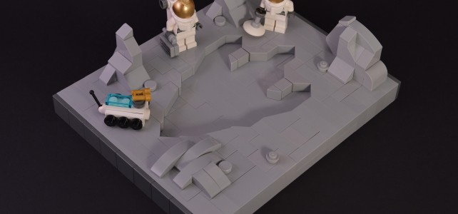 LEGO Houston, we have a problem
