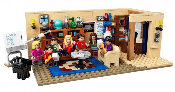 LEGO Ideas #010 The Big Bang Theory