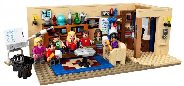 LEGO Ideas #010 The Big Bang Theory