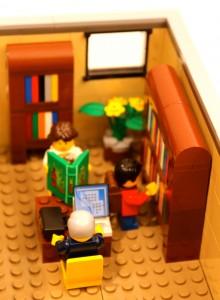 LEGO Ideas Modular Library 04