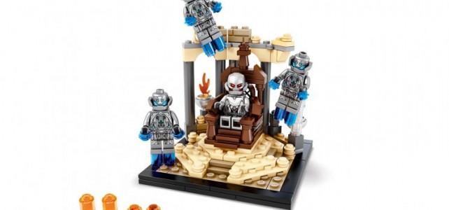 LEGO Marvel Throne of Ultron