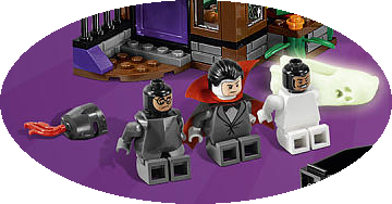 LEGO Scooby-Doo Villains
