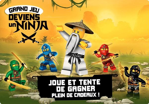 LEGO-concours-Ninjago