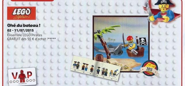 Promo VIP Collector Pirates