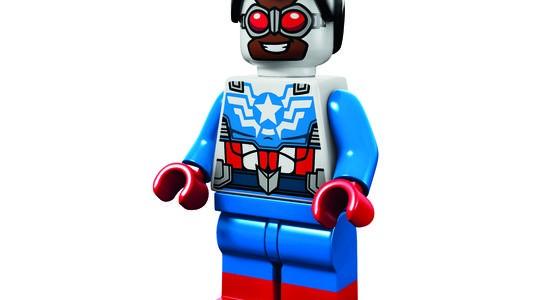 SDCC 2015 LEGO Marvel Super Heroes Exclusive Sam Wilson