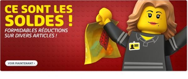 Soldes LEGO 2016