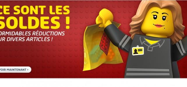 Soldes LEGO