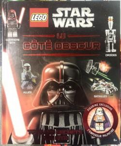 Star Wars Le côté obscur erreur 02