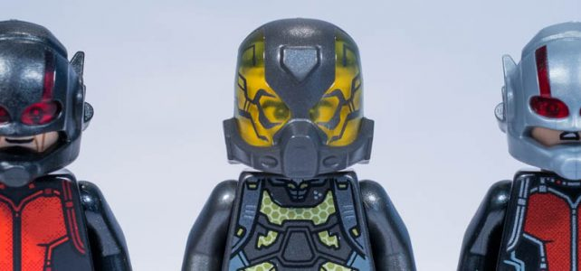 REVIEW LEGO 76039 – Marvel Super Heroes – Ant-Man Final Battle