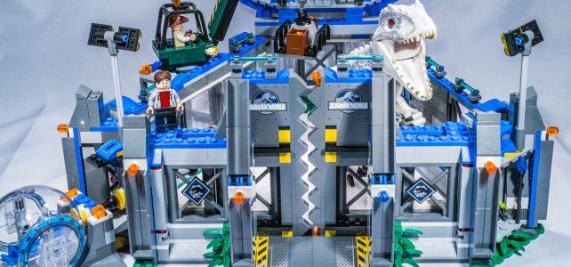 REVIEW LEGO 75919 – Jurassic World – L'évasion d'Indominus Rex