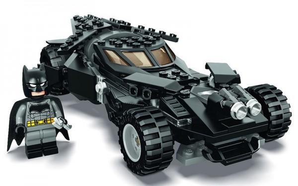 LEGO Batman v Superman Dawn of Justice Batmobile