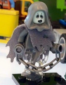 LEGO Collectible Minifigures Series 14 71010 Ghost