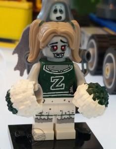 LEGO Collectible Minifigures Series 14 71010 Zombie Cheerleader