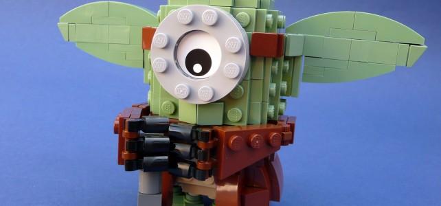 LEGO Minion Yoda