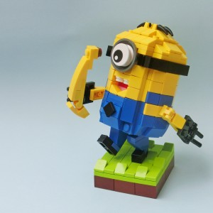LEGO Minions 1