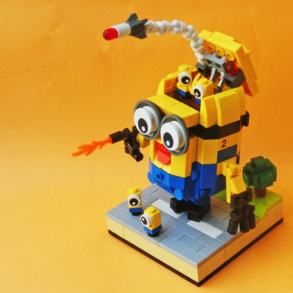 LEGO Minions 5