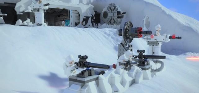 Star Wars Hoth Echo Base 02