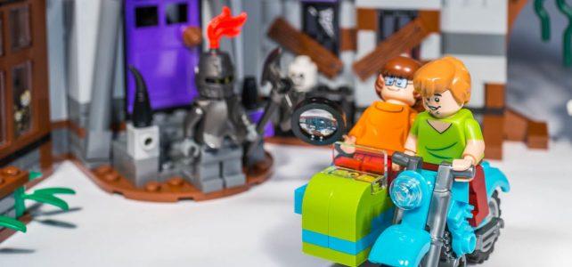 REVIEW LEGO 75904 – Scooby Doo – La maison mystérieuse