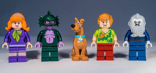 REVIEW LEGO 75903 – Scooby Doo – Le phare hanté