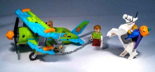 REVIEW LEGO 75901 – Scooby Doo – Les aventures mystérieuses en avion