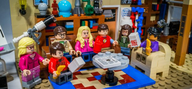 REVIEW LEGO 21302 – Ideas – The Big Bang Theory