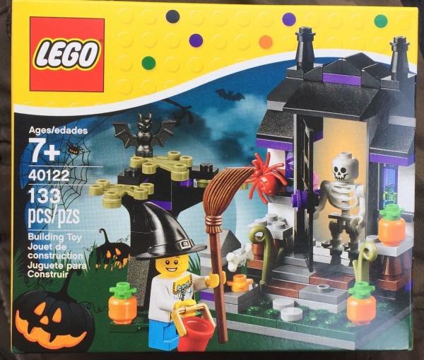 40122 LEGO Seasonal Halloween Trick or Treat