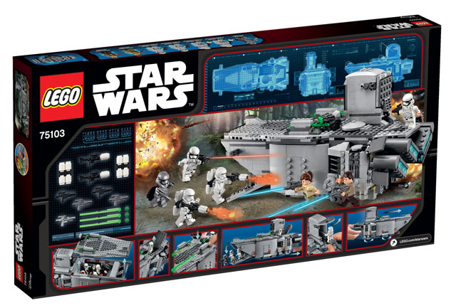 75103 First Order Transporter box back