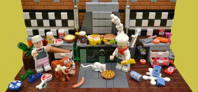 Cauchemar en cuisine avant