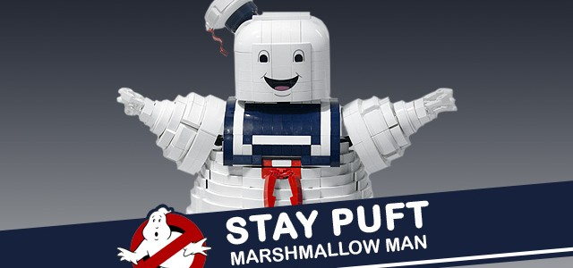 Ghostbusters Stay Puft Marshmallow Man