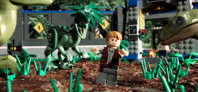 Brickfilm Jurassic World