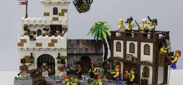 LEGO Attaque des pirates